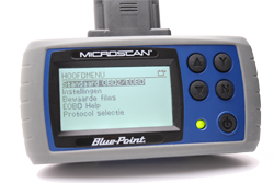 EOBD scantool Snap-on MICROSCAN